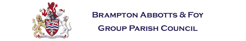 Brampton Abbotts & Foy Group Parish Council